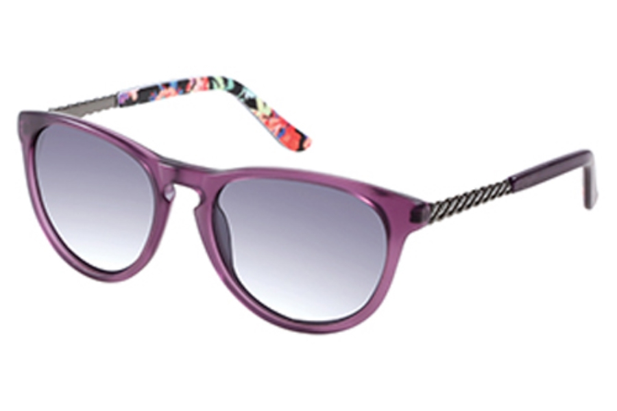 Candies COS 2124 Sunglasses in PL-3: Matte Plum
